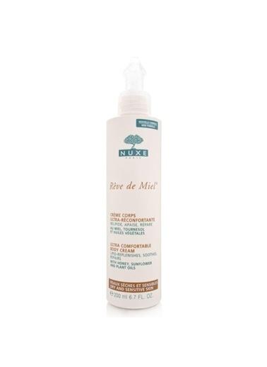 Nuxe Nuxe Reve De Miel Ultra Comfortable Body Cream - Nemlendirici Vücut Kremi 200ml Renksiz